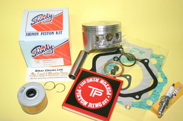 Top End Gasket Kit Kawasaki KLF//KVF300 98-04