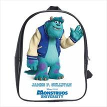 School bag 3 sizes monsters inc  university sulley sullivan - $39.00+
