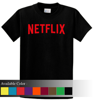 NETFLIX Funny Men's T-Shirt Size S-3xl - $19.00