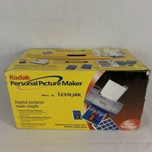 Kodak Personal Picture By Lexmark PM100 Printer New In Box Old Stock - $89.07