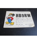 Assorted Ham Radio Post Cards including Mickey Mouse – FREE SHIPPING - $11.88