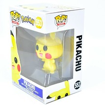 Funko Pop! Games Pokemon Waving Pikachu #553 Vinyl Action Figure image 2