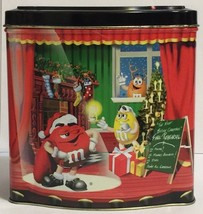 M&M's Christmas Village Series 1998 The Night Before Christmas Theatre C... - $12.86