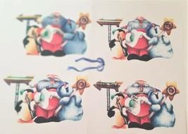 "Painter's Paradise Decorative Painting Pattern Packet ""HO! HO! HO!"" Mail Keeper image 2"