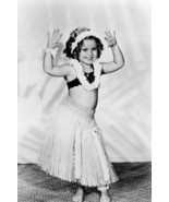 Shirley Temple 24x18 Poster In Tutu - $23.99