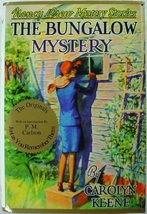 Nancy Drew The Bungalow Mystery Applewood Books Edition hcdj Carolyn Keene - $6.99