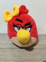 "Angry Birds MATILDA 9"" Plush Girl with Red Bow Stuffed Animal  - $16.78"