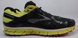 Brooks GTS 16 Sz 13 M (D) EU 47.5 Men's Running Shoes Black Yellow 1102121D081