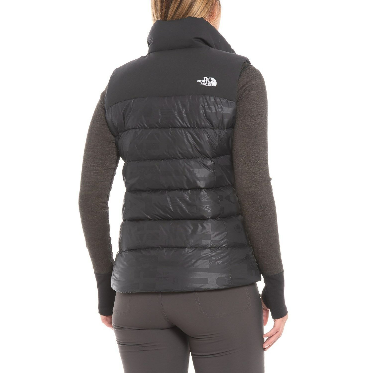 The North Face Nuptse Down Vest - Insulated (For Women) image 3