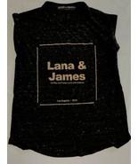 Lana Del Ray James Franco  Ultraviolence 2014 T-shirt Rare Drago Savanah L - $47.49