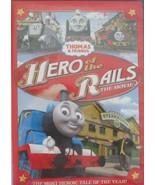Thomas  Friends: Hero of the Rails - The Movie (DVD, 2009) - $8.90