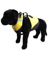 First Watch Flotation Dog Vest - Hi-Visibility Yellow - Medium - $43.22