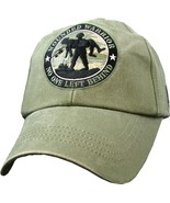 Wounded Warrior Military Hat Baseball Cap ODG (No One Left Behind) - $21.99