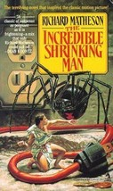 The Incredible Shrinking Man by Richard Matheson - Black Widow Cover - $20.38