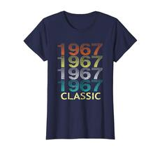 Uncle Shirts -   Vintage Classic 1967 Shirt 51st Birthday Gifts For Men Women Wo image 4