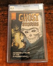 Dell Ghost Stories Comic #35 CGC 8.5 January 1973 - $50.00