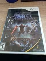 Nintendo Wii Star Wars: The Force Unleashed - COMPLETE image 1