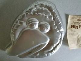 Vintage 70s BIG BIRD Wilton Cake Pan  - $9.69