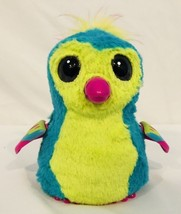 HATCHIMALS Spin Master Draggle Blue Green Interactive Hatched No Egg - $25.06