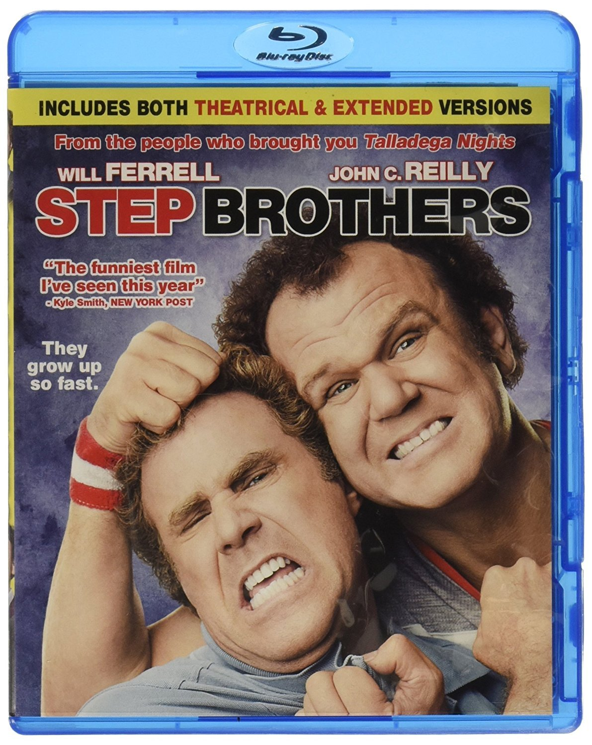 Step Brothers [Blu-ray] New