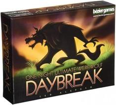 One Night Ultimate Werewolf Daybreak  - $25.73