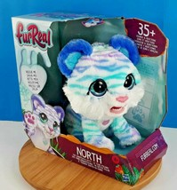 FurReal Friends North The Sabretooth Kitty Interactive Pet 35+ Sound & R... - $48.01