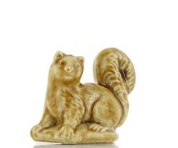 Wade Whimsies Porcelain Miniature Pine Marten Squirrel image 1