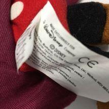 "Disney Fantasia Sorcerer Mickey Plush 9"" Stuffed Animal Bean Bag Toy Wizard image 5"