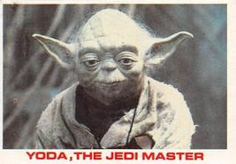 1980 Topps Star Wars Burger King > Yoda The Jedi Master > Dagobah > D - €0,86 EUR
