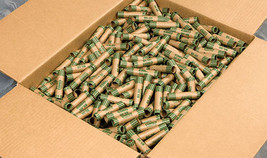 40 Dime -10 Cent-Coin Wrappers- Coin Rolls-Crimped On One End- N.F. Stri... - $12.95