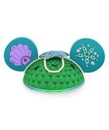 "Disney Parks The Little Mermaid ""Ariel"" Mickey Mouse Ears Hat - Disney P... - $38.51"