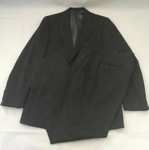 Ralph Lauren Polo University Club Gray Wool Mens Suit Coatsz 40 33/33 USA! - $75.00
