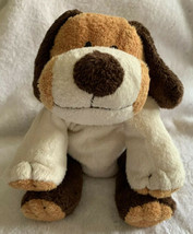 "Ty Pluffies WHIFFER Brown Tan Puppy Dog Beagle 2002 plush 9"" Lovey Tylux - $19.70"