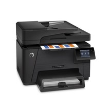 HP LaserJet Pro MFP M177fw Color Wireless Laser MultiFunction Printer US... - $339.56
