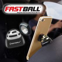 Fastball Magnetic Car Cell Phone Mount–Universal 360° Car Cellphone Holder  - $8.99