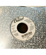 COVER GIRLS WE CAN'T GO WRONG NEAR MINT RARE PROMO CAPITOL SOUL 45 M- - $4.99