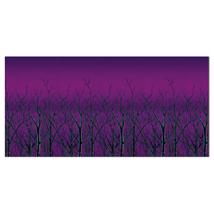 Spooky Forest Treetops Backdrop - $16.16