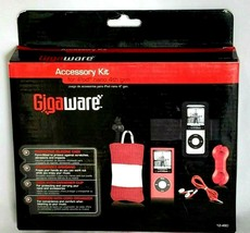 Gigaware Accessory Kit For iPod Nano 4th Generation Case Armband Clip Or... - $21.99