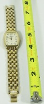 Vintage Gruen Precision Mens Wristwatch Gold tone Watch Day GP5046 Analog - $39.19