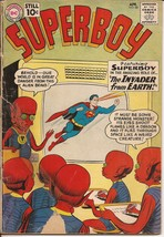 DC Superboy #88 The Invader From Earth Clark Kent Smallville Lana Lang  - $6.95