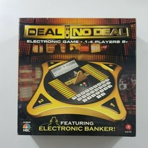 Deal or No Deal Electronic Board Game 2006 Endemol EUC - $18.69
