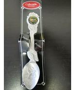 Monterey California Pewter Collectable Silver Souvenir Vintage Gift Spoo... - $10.88