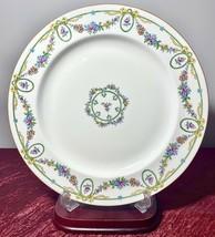 "Antique Minton's England Ivanhoe #B913 Hand Painted 12.5"" Chop Plate Platter EXC - $160.00"