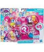 My Little Pony Cutie Mark Crew Sparkly Sweets NEW - $15.84