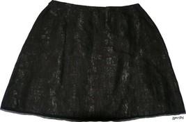 NWT ELIE TAHARI Skirt PIA dressy cocktail career 8 $348 shimmery mini designer - $134.83