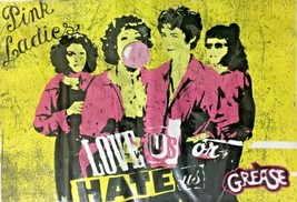 Zing Revolution Grease Pink Ladies Vinyl Adhesive Skin for 15 Inch Laptop - $0.99