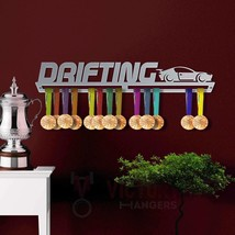 Drifting Medal Hanger Display - $56.80