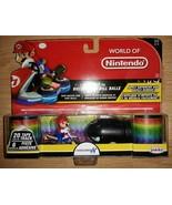World of Nintendo Mario vs. Bullet Bill Tape Racers - $32.18