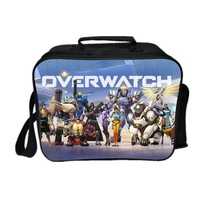 Overwatch Lunch Box Series Lunch Bag Family  Scene - $19.99