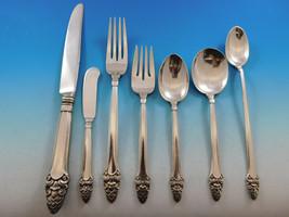 Sovereign Old by Gorham Sterling Silver Flatware Set 12 Service 88 pcs Dinner - $6,350.00